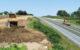 Le tronçon Est de la future 2 x 2 voies sur la RN 164 est en cours à Merdrignac.