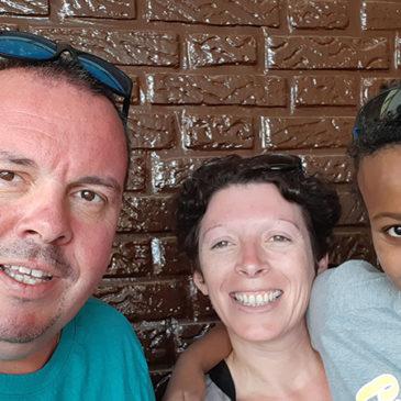 Sébastien et Isabelle Josse ont répondu aux attentes de leur fils Maël, à savoir lui faire découvrir l'Ethiopie, son pays natal et ses racines en Ethiopie.