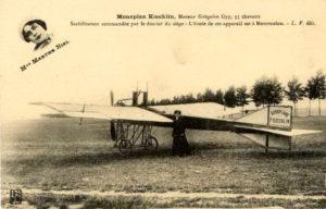 Marie-Ange Denieul nommée Marthe Niel était une pionnière de l'aviation.